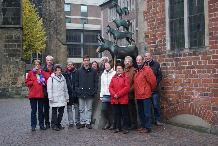 Bremen im November 2012